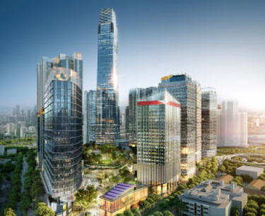 TRX will be the new Southern Gateway to KL, fronting Jalan Tun Razak
